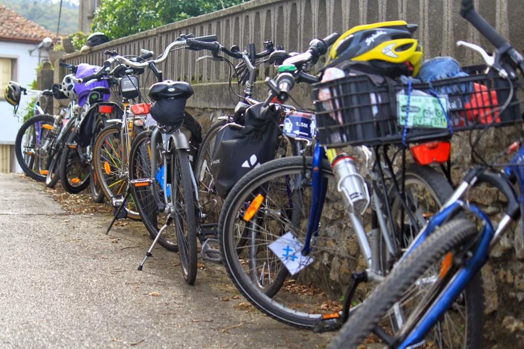 Encuentros cicloturistas / Alcuentros: Un evento para todos los públicos y tipos de bicicleta