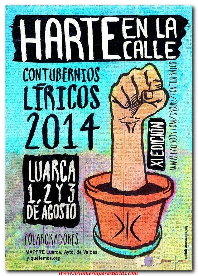 Cartel delos Contubernios 2014